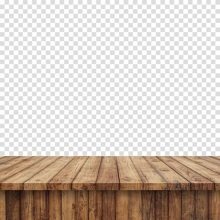 Brown wooden board, Table Wood Desktop , stage light.