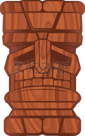 833 Wooden Statue Cliparts, Stock Vector And Royalty Free Wooden.