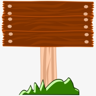 Wood Clipart Street.