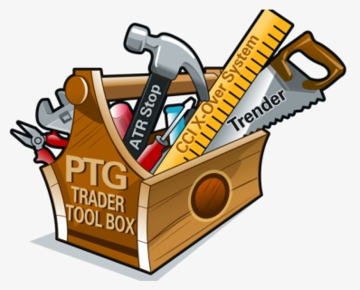 Free Tool Box Clip Art with No Background.