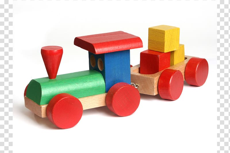 Wooden toy train Toy Trains & Train Sets , train transparent.