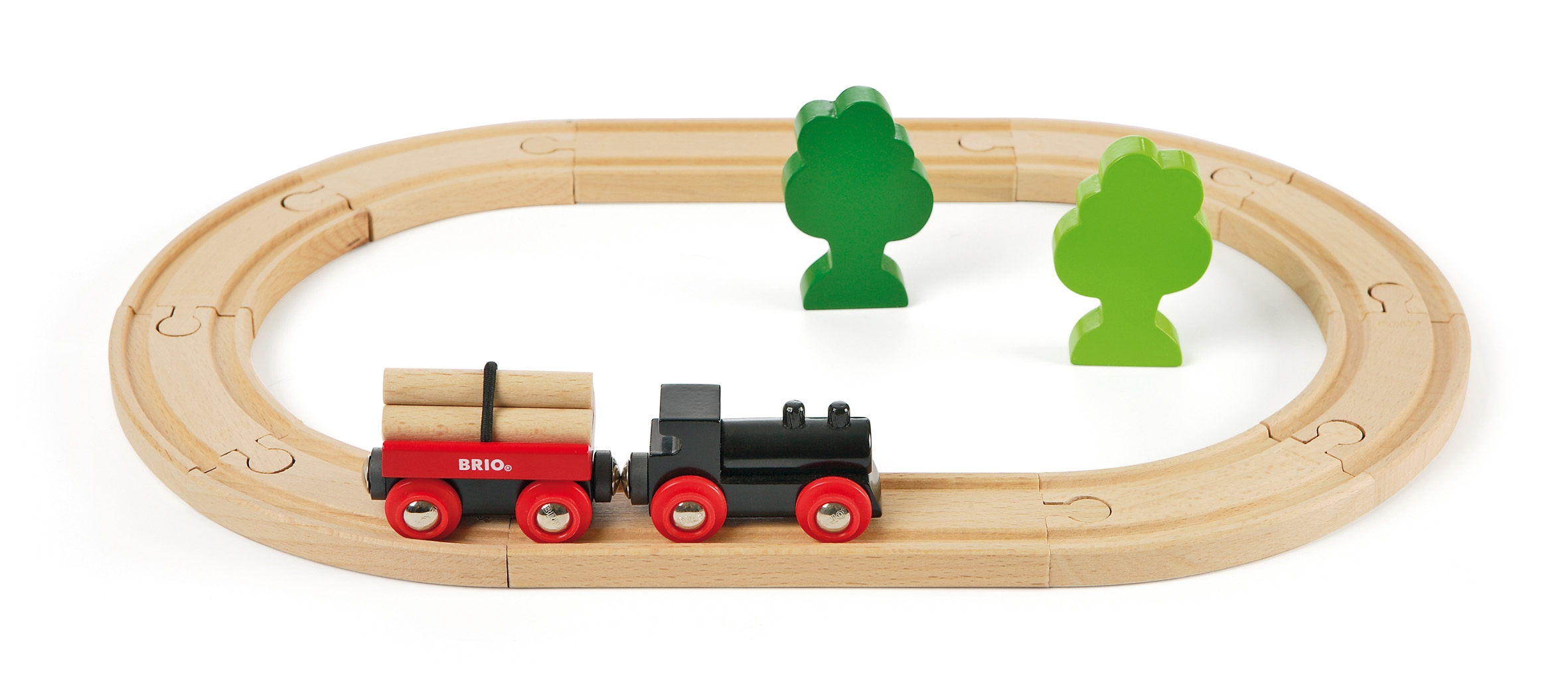 Train Clip Art Set.