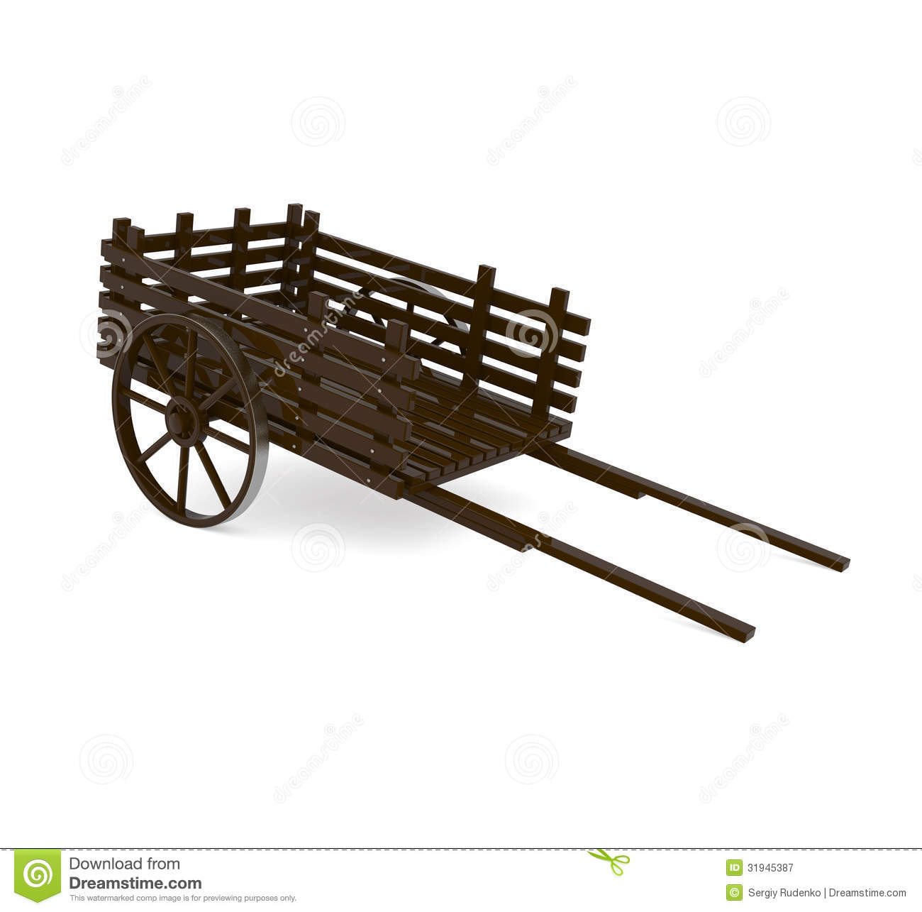 Wooden Horse Wheels Stock Photos, Images, & Pictures.