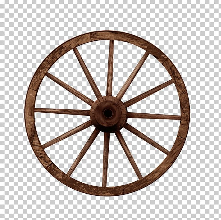 Covered Wagon Wheel Decorative Arts Garden PNG, Clipart.