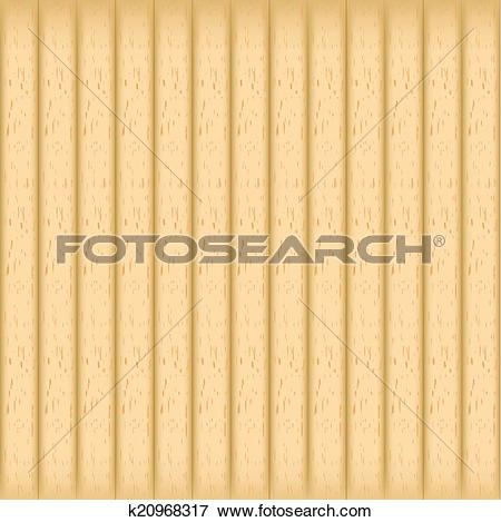 Clip Art of wooden wall texture background k20968317.