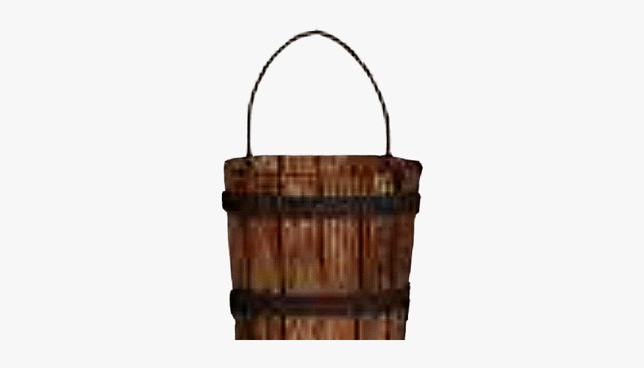 Bucket Clipart Grey.