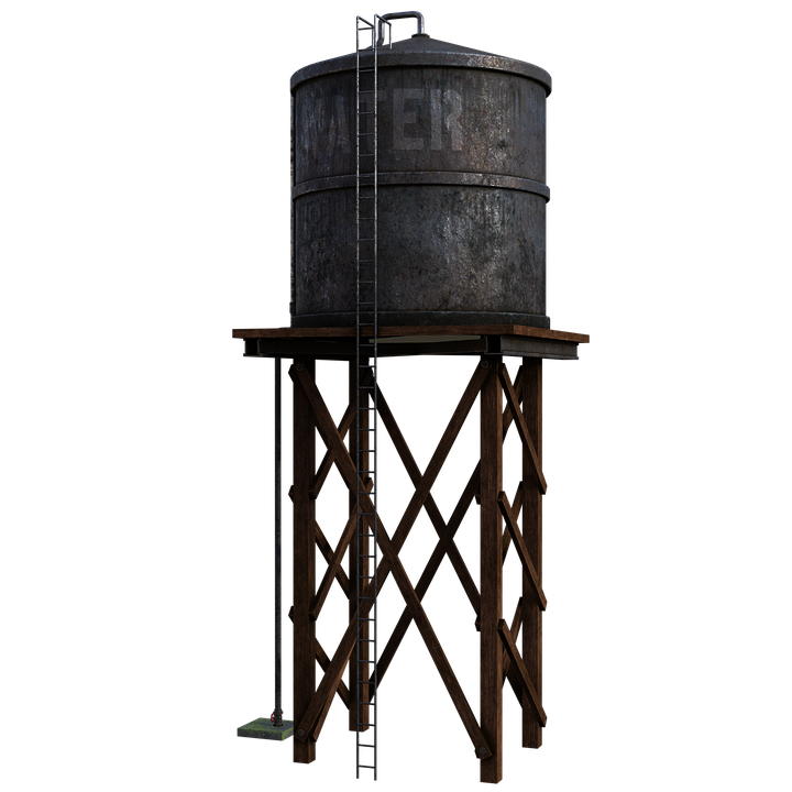 Download Free png Water Tower Park.