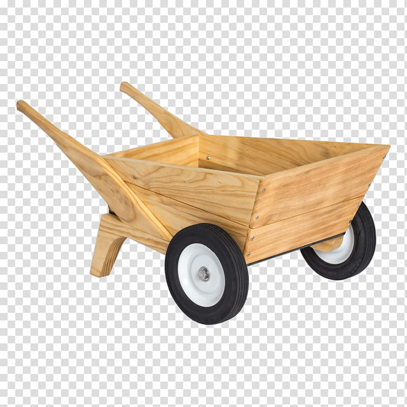 Wheelbarrow Wood Toy wagon Cart, wheelbarrow transparent.