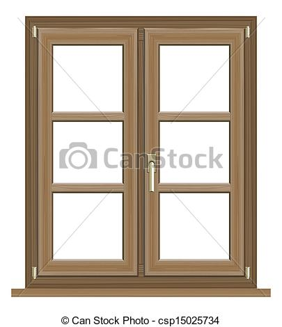wooden window stock illustrations 24019 wooden window clip art
