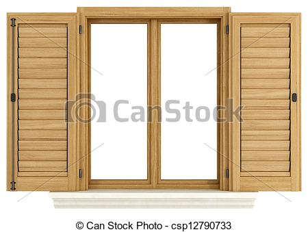 Wooden window Stock Illustrations. 24,019 Wooden window clip art.
