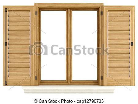 Wooden window Stock Illustrations. 24,019 Wooden window clip art.