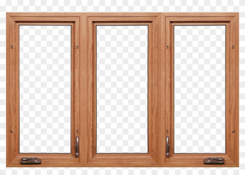 Wood Window Frame Design , Png Download.