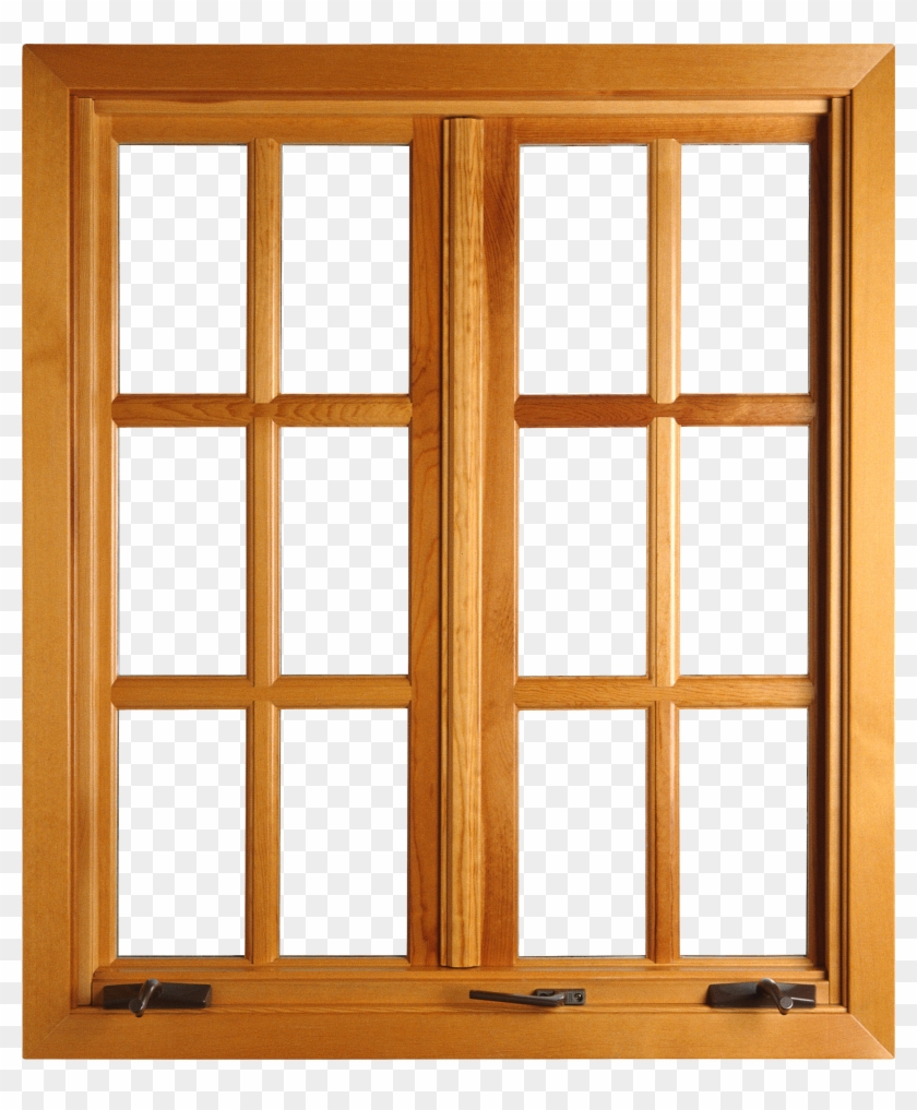 Wood Window Png.