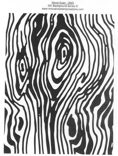 Wood Pattern Grain Texture clip art.