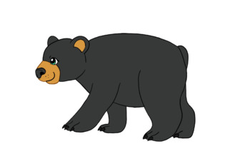 Bear clipart woodland, Picture #265486 bear clipart woodland.