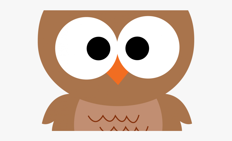 Owlet Clipart Woodland Creature.