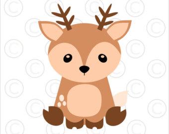 347 Baby Fox free clipart.