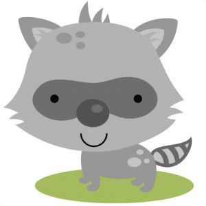 Free Baby Raccoon Cliparts, Download Free Clip Art, Free.