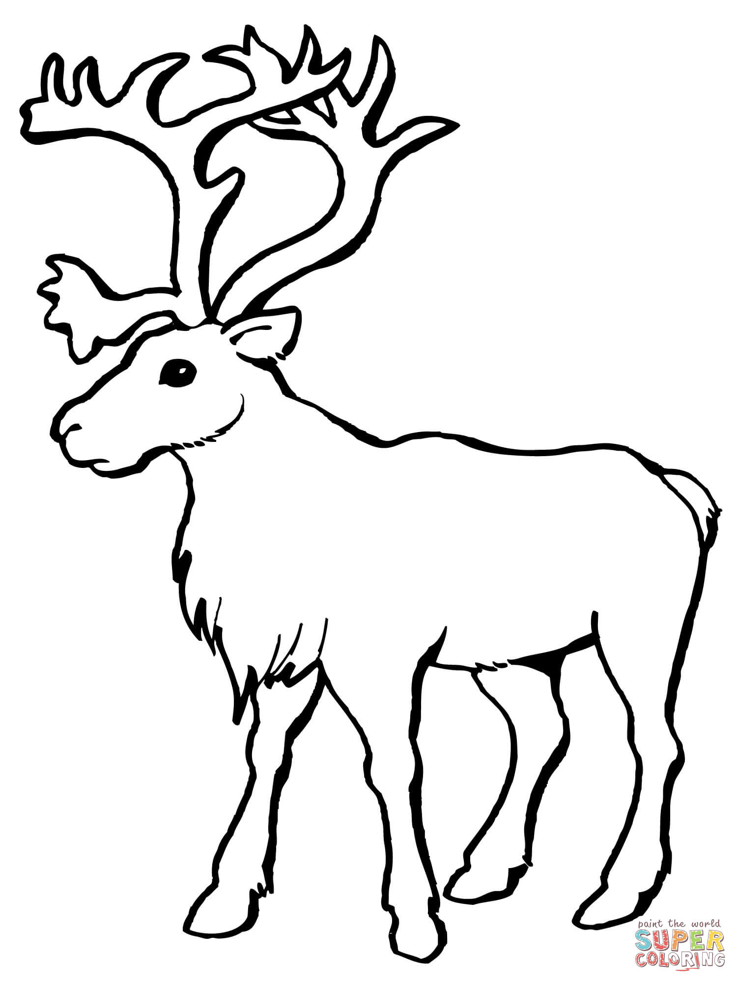 The best free Caribou drawing images. Download from 71 free.