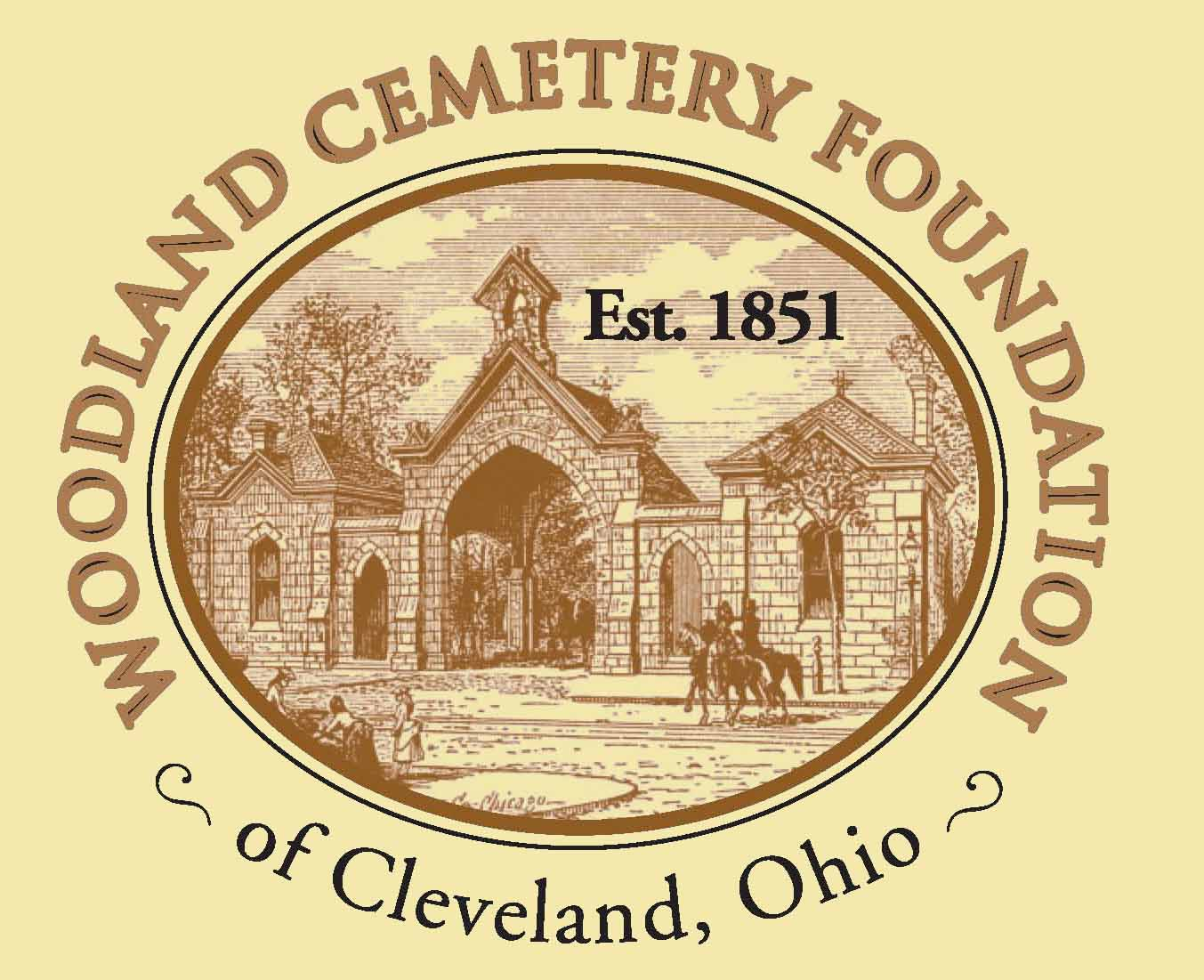 Woodland Cemetery Foundation.