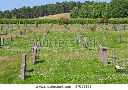 Woodland Cemetery Stock Photos, Royalty.