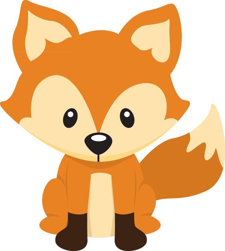 Fox Free Images At Clkercom Vector Clip Art Online Royalty Clipart.