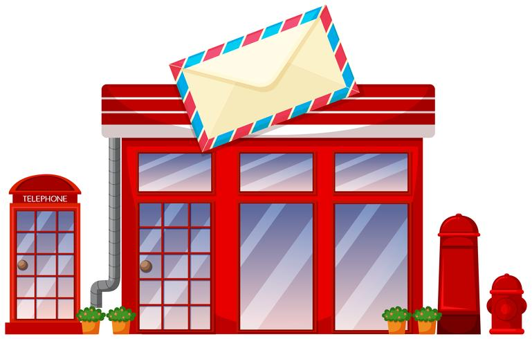 Free post office clipart clipart images gallery for free.