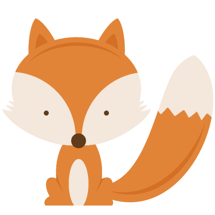 Fox clipart png 3.