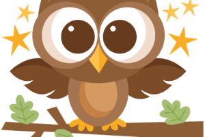 Woodland owl clipart » Clipart Station.