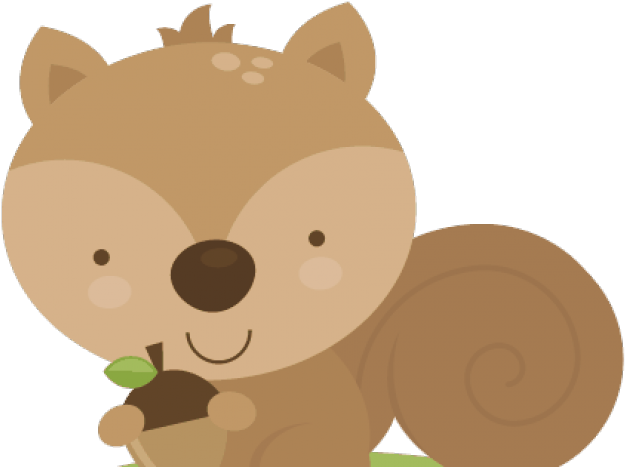 HD Chipmunk Clipart Woodland Theme.