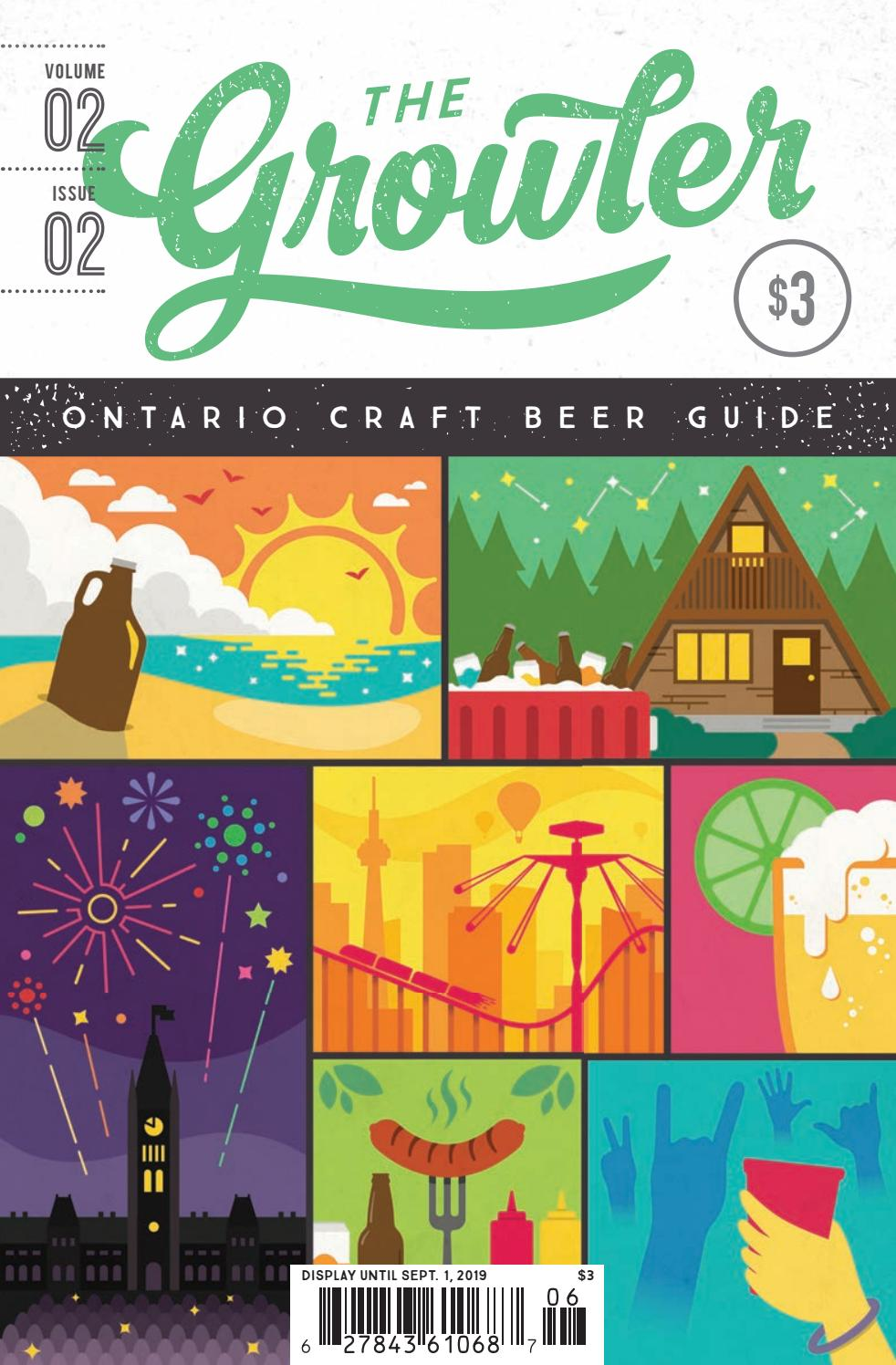 The Growler Ontario • Volume 2 Issue 2 • May.