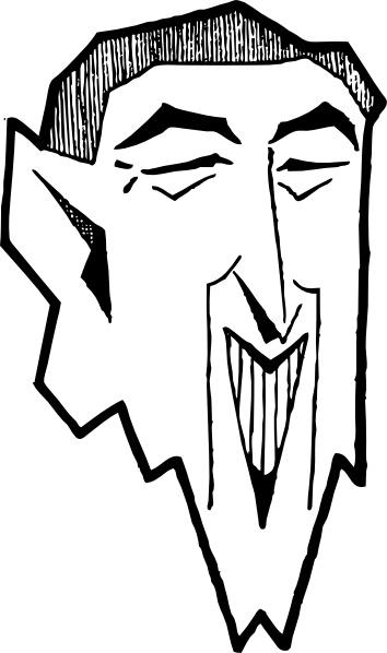 Woodrow Wilson clip art Free vector in Open office drawing svg.