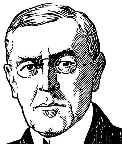 Woodrow Wilson.