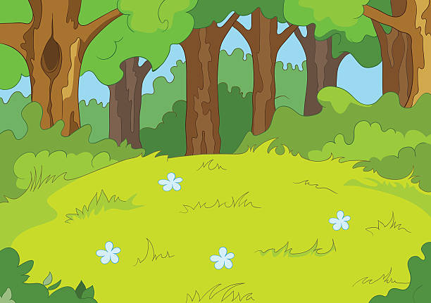 Woods clipart 6 » Clipart Station.