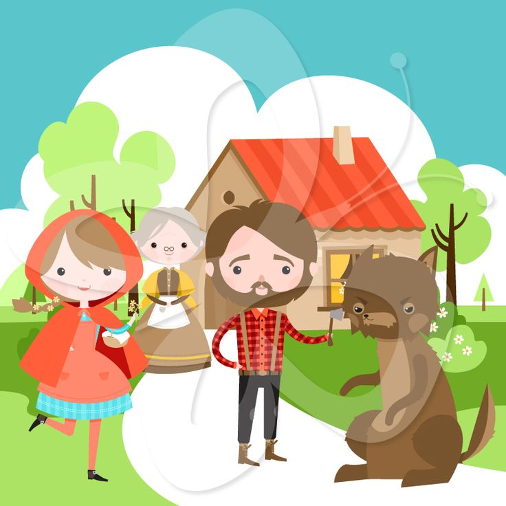 17 Best images about Fairy Tale & Nursery Rhyme Clip Art on.