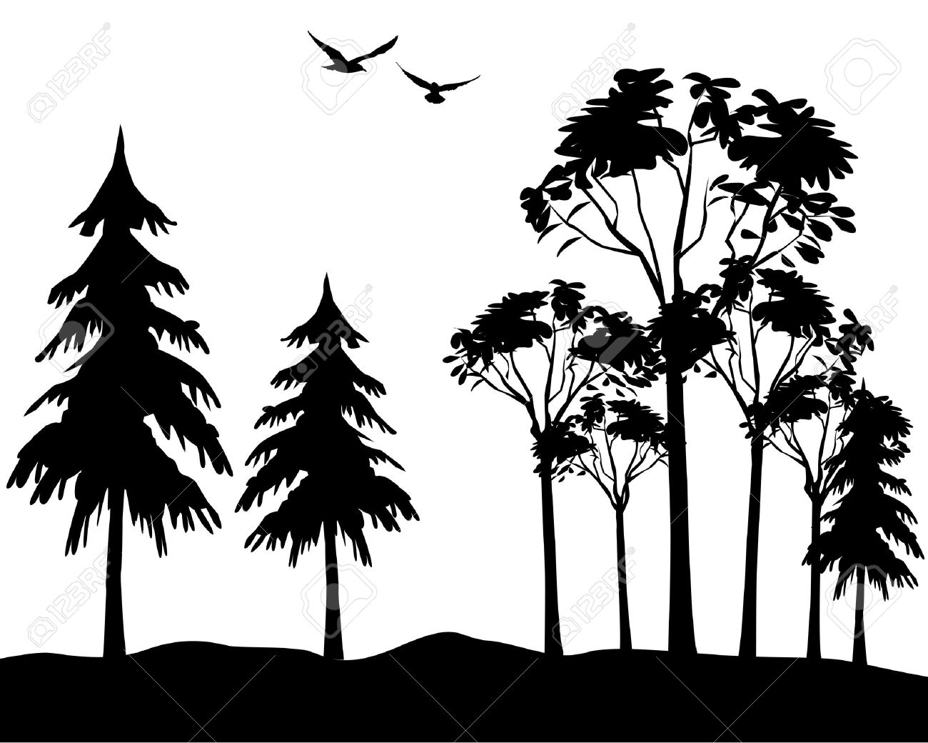5081 Wood free clipart.