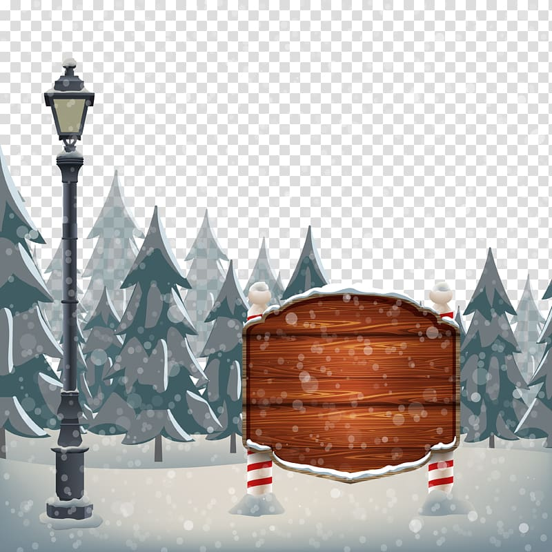Christmas , Winter snow transparent background PNG clipart.
