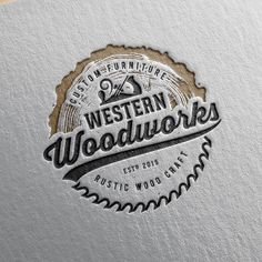 95 Best Woodworking logos images.