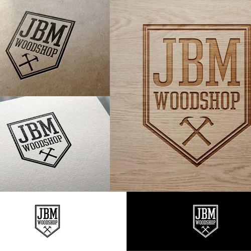 Woodshop Logo.