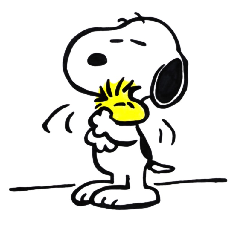Snoopy And Woodstock Clipart.