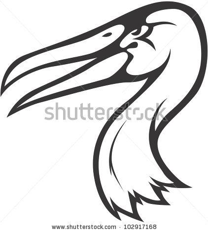 Cute Wood Stork Stock Vectors & Vector Clip Art.