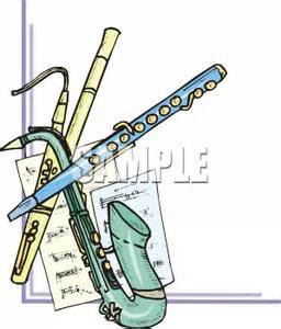 Similiar Woodwind Wind Instruments Clip Art Keywords.