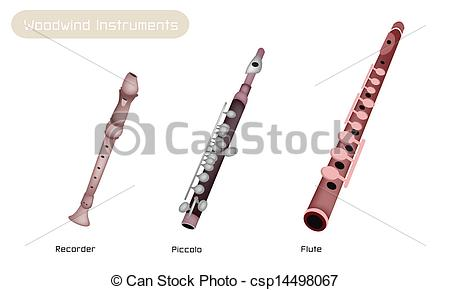 Woodwind Stock Illustrations. 750 Woodwind clip art images and.