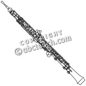 Similiar Woodwinds Clip Art Black And White Keywords.