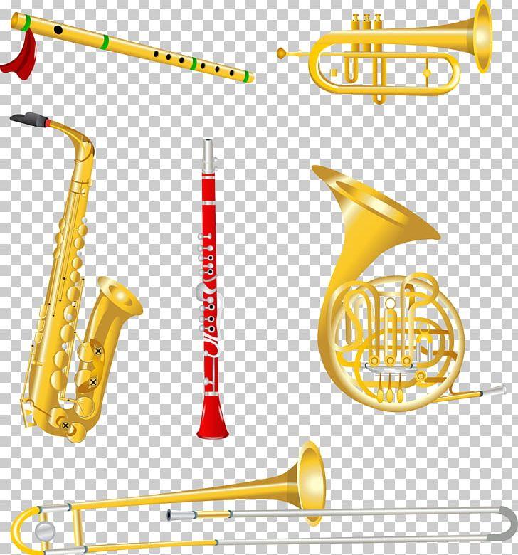Brass Instruments Musical Instruments Wind Instrument.