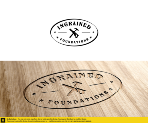 Logo Design (Design #7357628) submitted to Handmade wood.