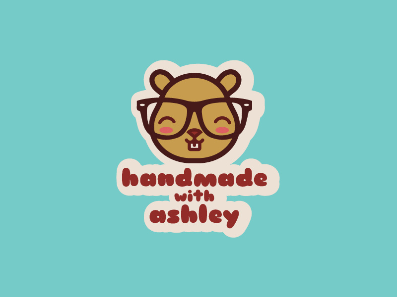 Handmade With Ashley by Crisy Meschieri on Dribbble.
