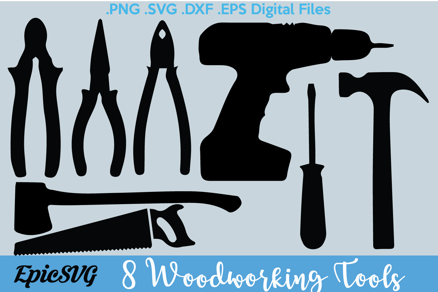 Woodworking Tools.