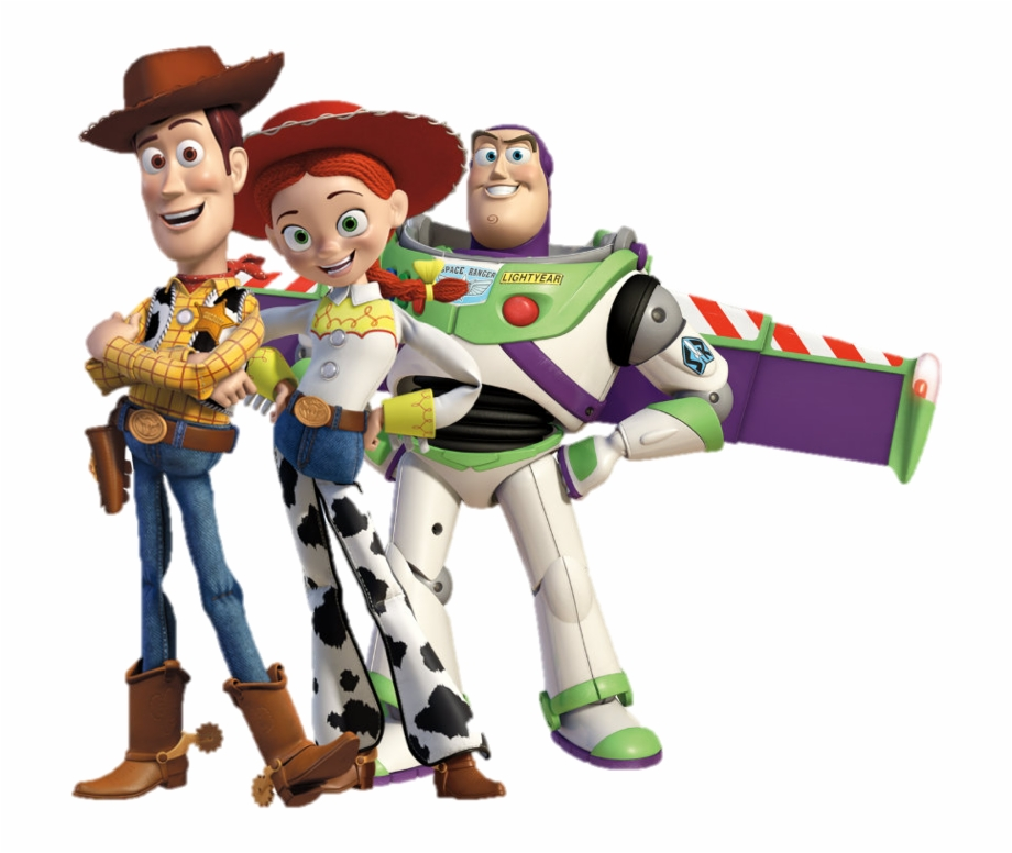 Jessie Story Toy Sheriff Film Buzz Woody Clipart.