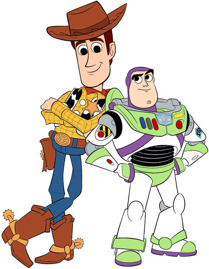 Toy Story Clip Art 3.
